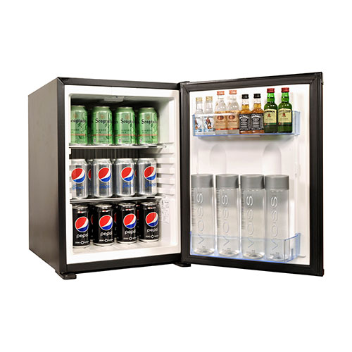 Innovative Modile inn402M fully stocked mini-fridge