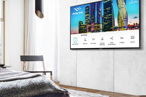 Samsung TV for Hotels