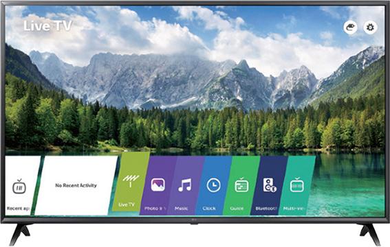 LG UU670H TV